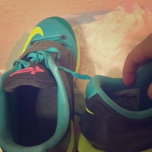 Selling Nike shoes